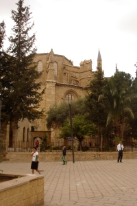 Selimiye Mosque, Nicosia, formerly Cathedrale Sainte Sophia