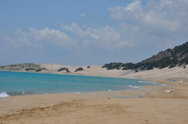 Golden Beach, Karpas Peninsula